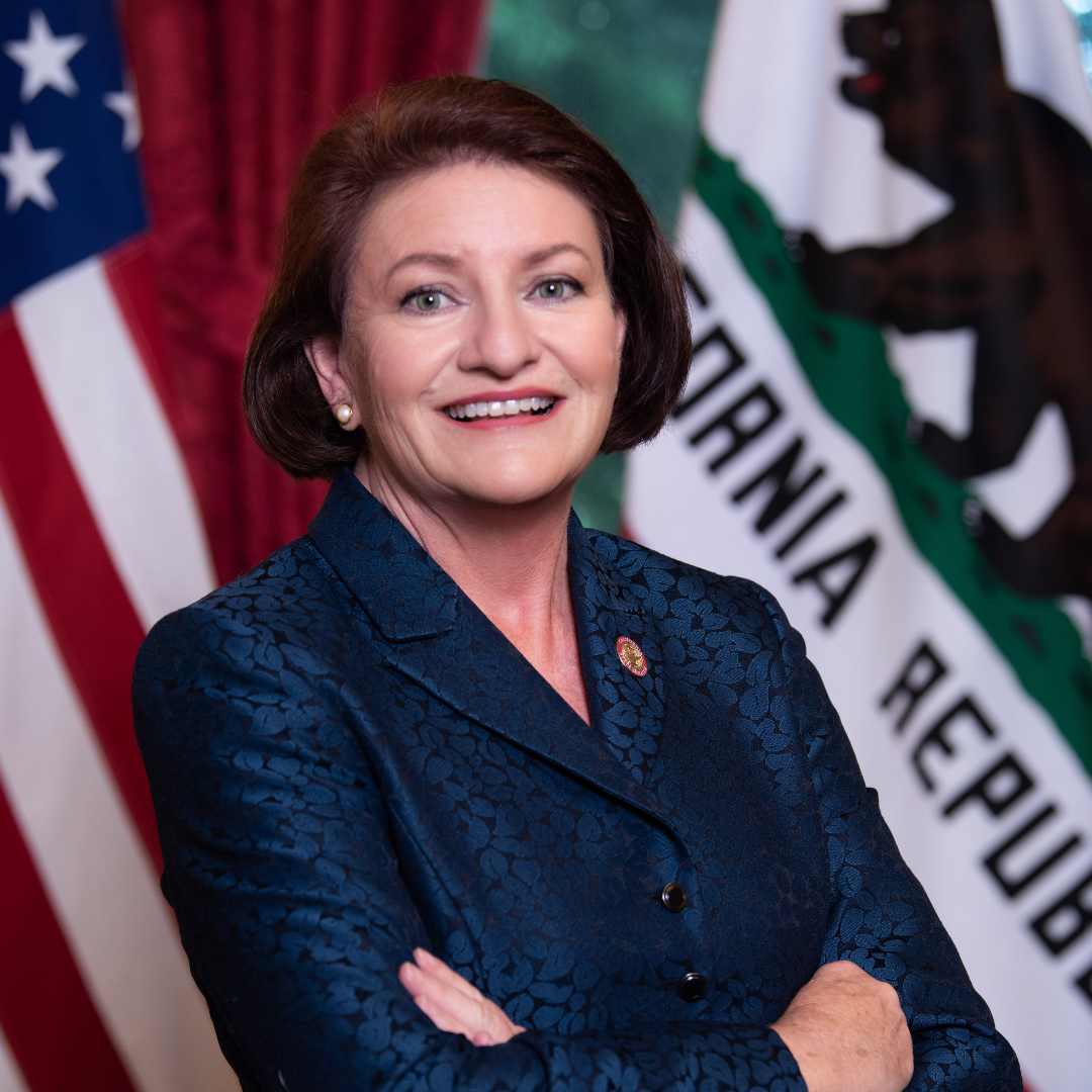 Senator Toni Atkins